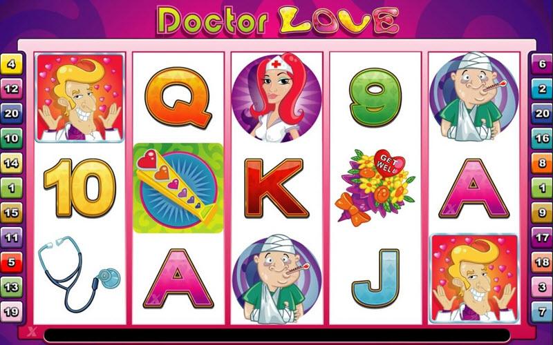 doctor love spel